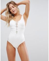 All About Eve - Luminance Swimsuit - Lyst