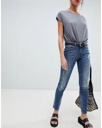 Blend She - Nova Janett Skinny Jeans - Lyst