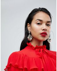 Ivyrevel - Metal Drop Earring - Lyst