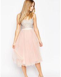 bb6d844858197 Needle & Thread - Eastern Embellished Bodice Coppelia Ballet Dress - Lyst