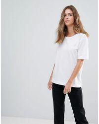 Bethnals - Esme Crew Neck T-shirt - Lyst