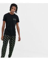 ASOS - Pyjama Set With Bedtime Print - Lyst