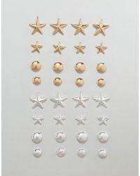 Monki - Star And Stud Customisation Pack - Lyst