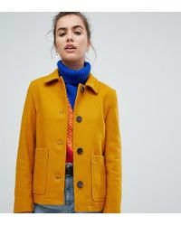 Gloverall - Short Coat - Lyst