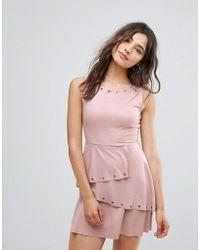 Oeuvre - Skater Dress - Lyst