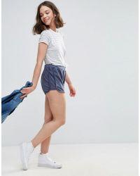Daisy Street - Jersey Shorts - Lyst