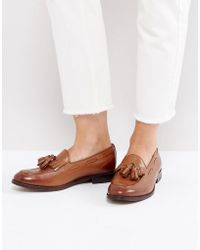H by Hudson - H By Hudson Fringe Loafers - Lyst