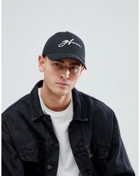 Good For Nothing - Baseball Cap With Logo Embroidery - Lyst