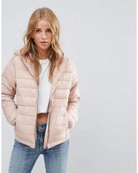 edc4067766c05 Women's Pull&Bear Jackets Online Sale - Lyst