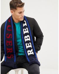 Barts - Canteen Scarf - Lyst
