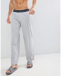 French Connection - Waistband Lounge Pant - Lyst