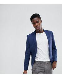 Noak - Skinny Jersey Blazer - Lyst
