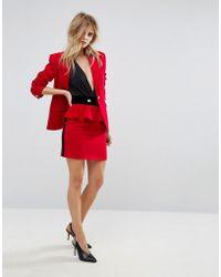 Millie Mackintosh - Manningford Mini Skirt - Lyst