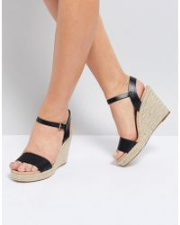 Miss Kg - Paulina Wedge Sandals - Lyst