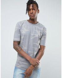 Avior - Camo T-shirt - Lyst
