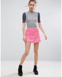 Illustrated People - Popper Skirt - Lyst