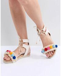 Miss Kg - Pebble Sandal - Lyst