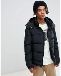Volcom - Artic Loon Jacket In Black - Lyst
