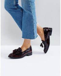 H by Hudson - H By Hudson Fringe Leather Loafer - Lyst