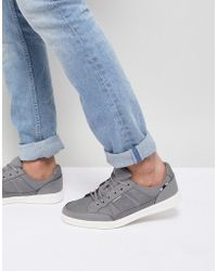 Jack & Jones - Sneakers With Panel Details - Lyst