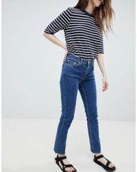 WOOD WOOD - Lou Vintage Straight Cut Jeans - Lyst