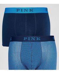 Thomas Pink - Lot de 2 boxers - Lyst
