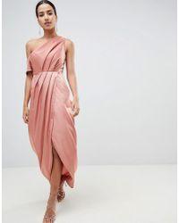 e220b2ecd0 ASOS Pink in Pink - Lyst