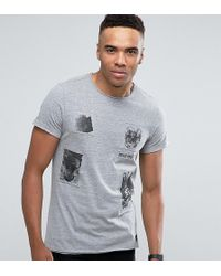 Blend | Patches Skull T-shirt | Lyst