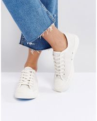 Converse - Jack Purcell Suede Trainers In Grey - Lyst
