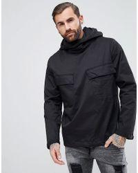 G-Star RAW - Trozak Hooded Jacket - Lyst