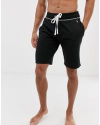 Polo Ralph Lauren - Short In Zwart - Lyst