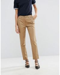 Fred Perry - Archive Skinny Chino - Lyst