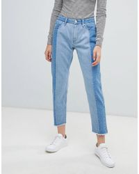 2nd Day - Stevie High-rise Fringed Straight Jeans - Lyst