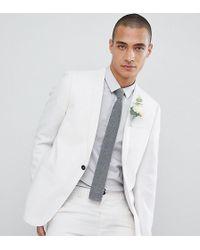 Noak - Skinny Wedding Suit Jacket - Lyst
