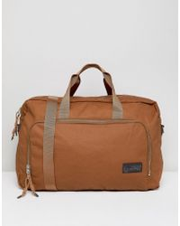 Eastpak - Dokit Holdall In Coated Canvas 37l - Lyst