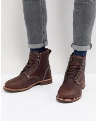 Dickies - Knoxville Lace Up Boots - Lyst