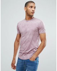 Loyalty & Faith - Loyalty And Faith Panelled Suedette T-shirt - Lyst