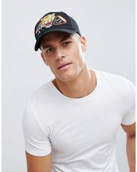 Good For Nothing - Baseball Cap With Badges - Lyst