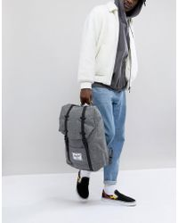 Herschel Supply Co. - Retreat Textured Backpack - Lyst