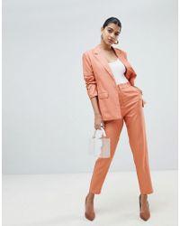 Fashion Union - Cigarette Pants Two-piece - Lyst