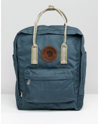 Fjallraven Kanken 2.0 Heavy Duty Backpack in Blue for Men - Lyst 2dd26350f9