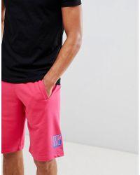 Nike - Pack de pantalones cortos en rosa estilo aos 90 AQ4196-666 de - Lyst