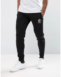 Gym King - Skinny Fit Joggers In Black - Lyst
