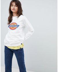 Dickies - Oversized Sweatshirt With Logo Print - Lyst
