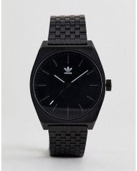 adidas - Z02 Process Bracelet Watch In Black - Lyst
