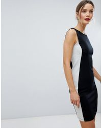 French Connection - Lula Ponte Pencil Dress - Lyst