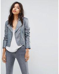 Bolongaro Trevor - Antique Leather Jacket - Lyst