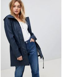 B.Young - Rubber Raincoat - Lyst