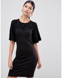 Y.A.S - Louise Floral Yolk Shift Dress - Lyst