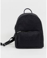 Juicy Couture - Multi Logo Backpack - Lyst